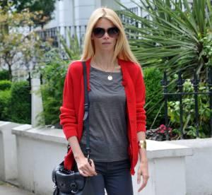 Claudia Schiffer, chic et intemporelle... À shopper !
