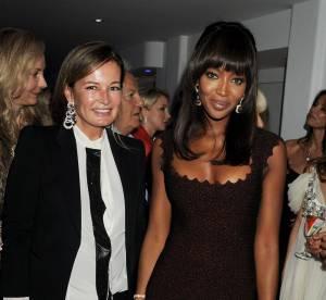 Cannes - Naomi Campbell, Clotilde Courau, Rosario Dawson, Gipsy Glam chez de Grisogono