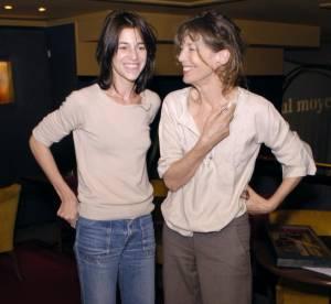 Charlotte Gainsbourg et Jane Birkin, Kate et Carole Middleton : le style de mères en filles