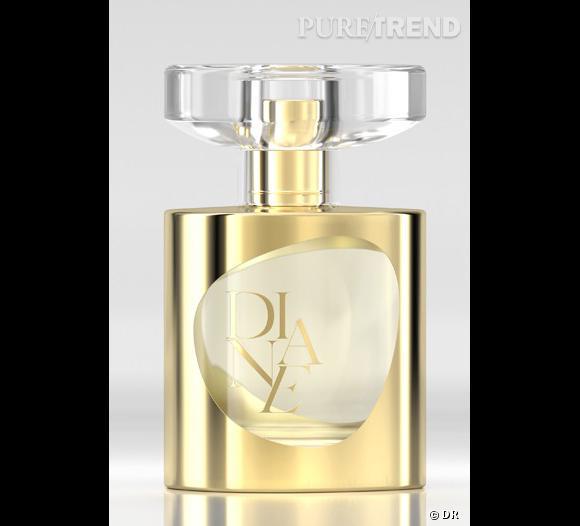 """Diane"" le parfum signé Diane von Furstenberg."