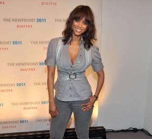 Le flop mode : Tyra Banks mal harnachée !