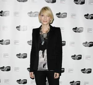 Cate Blanchett, tendance unisexe