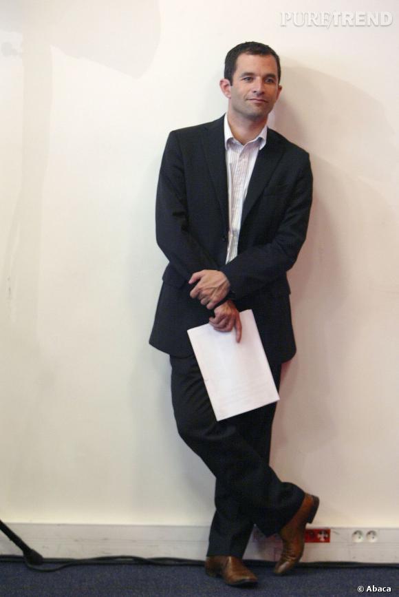 f2cee5114 Qui ? Benoit Hamon Style : Jeune, cool mais branché, il allie ...
