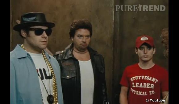 Seth Rogen, Danny McBride et Elijah Wood dans le rôle des Beastie Boys !