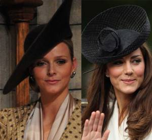 Mariage 2011 : Charlene Wittstock vs Kate Middleton : le match des roturières