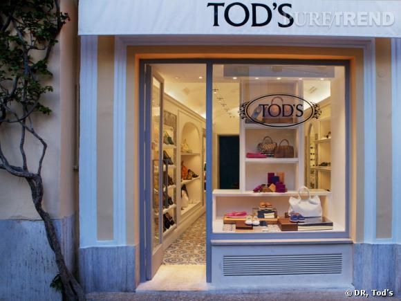 Boutique Tod's de Capri.