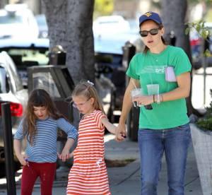 Jennifer Garner, garçon manqué