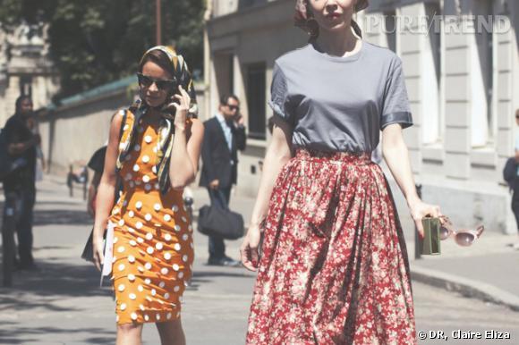 Street Syle Couture. Paris. Juillet 2011.