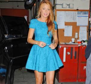 Blake Lively vs Taylor Swift : la mini robe Tibi