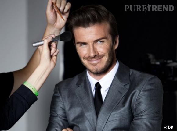 Le nouveau parfum de David Beckham.