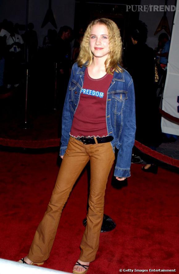 Lors de ses premiers red carpets, on ne peut pas vraiment dire qu'Evan Rachel Wood soit tellement inspirée. Couleurs mal assorties et crinière gauffrée, on a vu mieux.