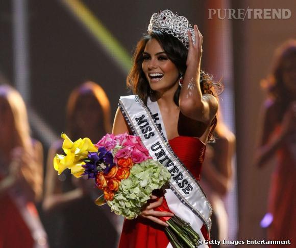 Jimena Navarrete, Miss Univers 2010