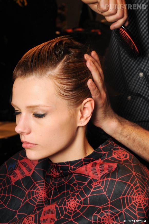 Casting Mannequin coiffure