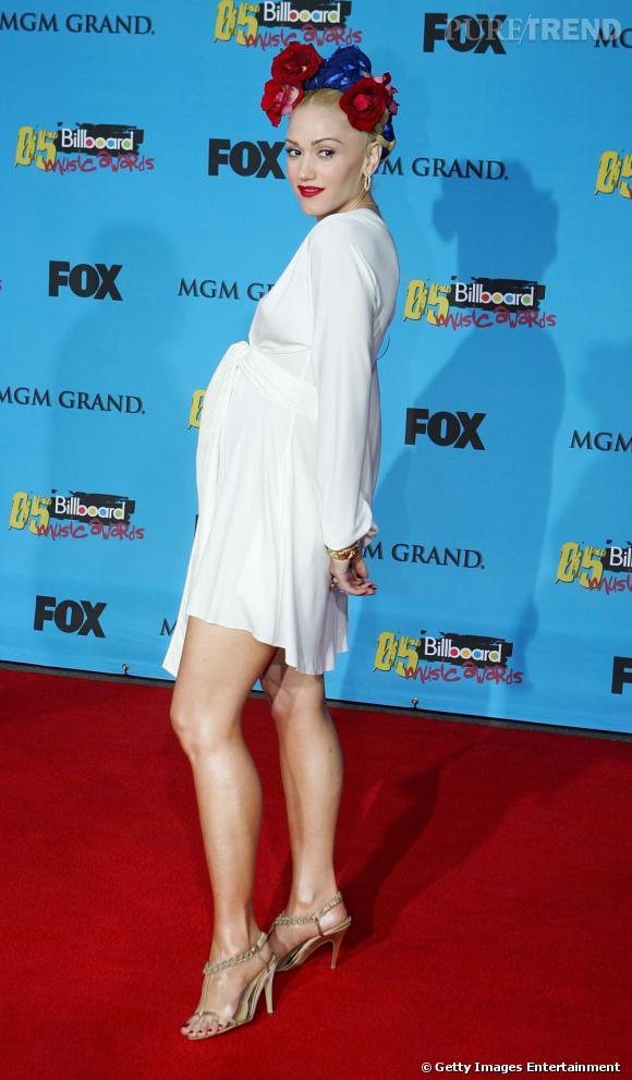 Gwen Stefani en geisha sexy.