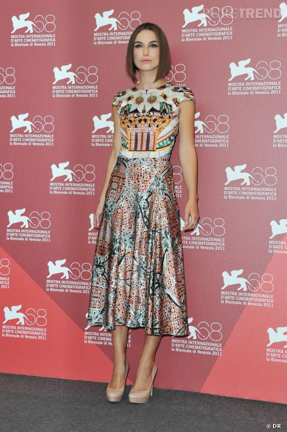 Keira Knightley : sa shopping list idéale