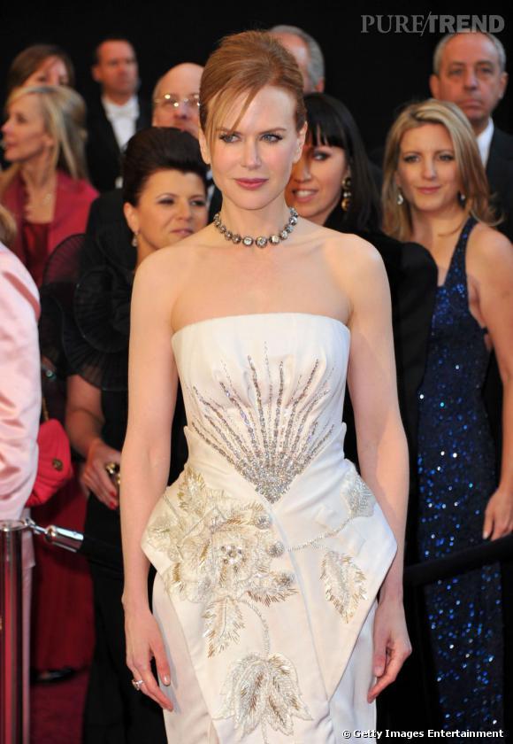 Lors d'une publicité court-métrage réalisée par Baz Luhrmann, Nicole Kidman est aussi sensuelle qu'énigmatique. À l'image de Chanel, tout simplement.