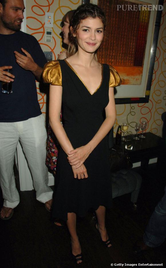 Toujours dans la lignée du Chanel N°5, Audrey Tautou s'est transformée en égérie de choix, le temps d'une publicité tournée par Jean-Pierre Jeunet.
