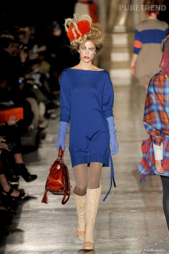 Défilé Vivienne Westwood automne-hiver 2011-2012