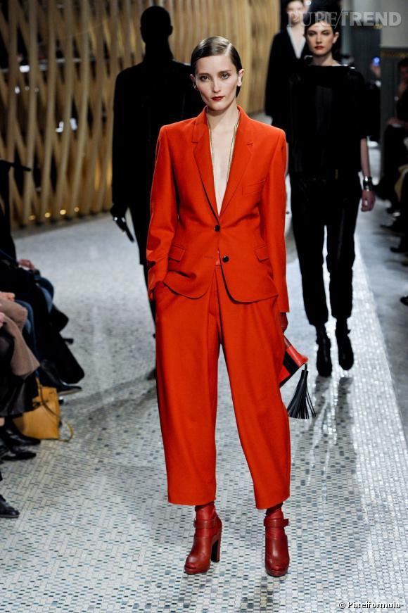 Défilé Hermès automne-hiver 2011-2012
