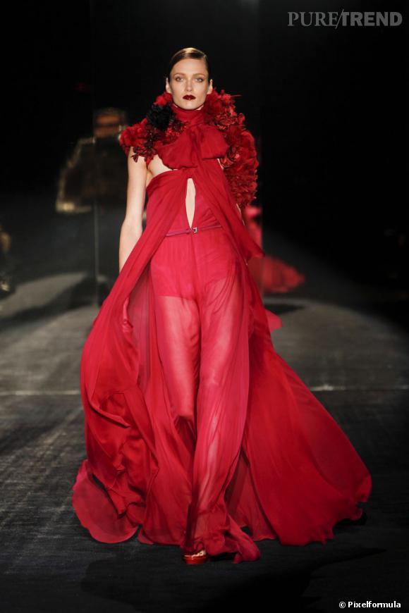 Défilé Gucci automne-hiver 2011-2012