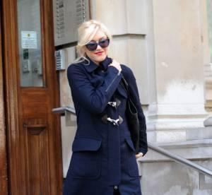 Gwen Stefani revisite le duffle coat