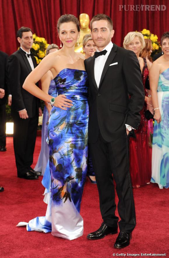 Maggie et Jack Gyllenhaal sont les descendants d'une famille noble et extrêmement connue suédoise. Classe.