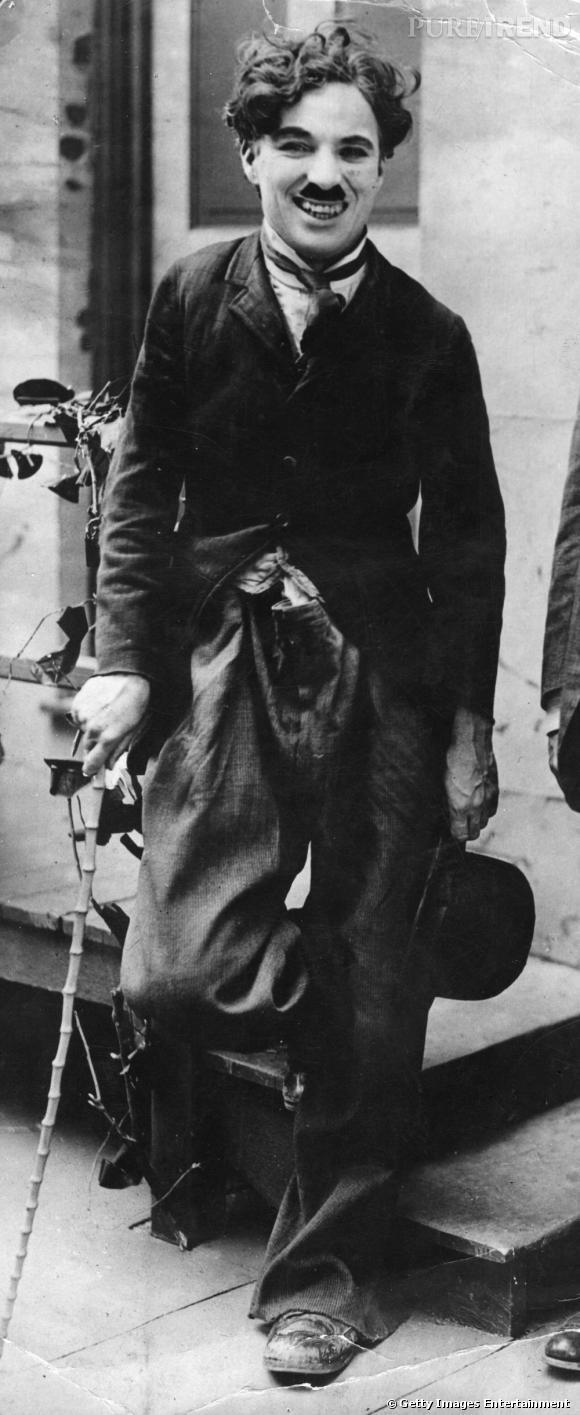 Charlie Chaplin a participé à Monaco à un concours de sosies de... Charlie Chaplin. Le plus drôle dans l'histoire, c'est qu'il n'est arrivé qu'à la troisième place.