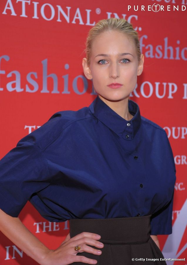 Leelee Sobieski lors du 28ème gala Night of Stars organisé à New York.