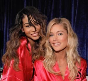 Dans les backstages du défilé Victoria's Secret