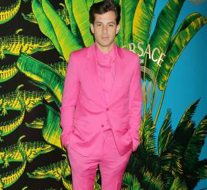 Version red carpet : Mark Ronson.