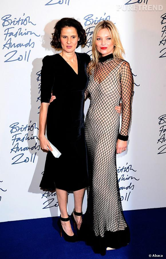 Sam Gainsbury, lauréate du prix Isabella Blow Award for Fashion Creator pour Gainsbury and Whiting.