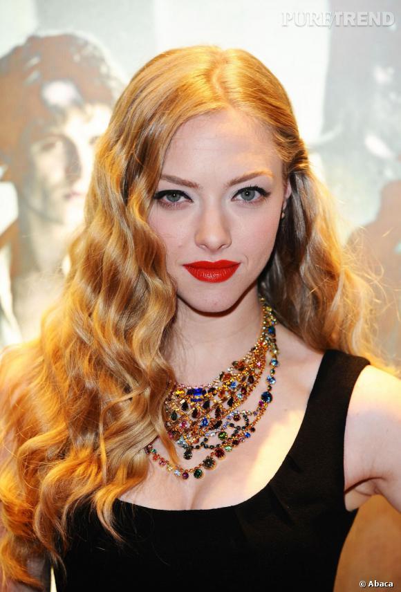 Les 50 plus belles coiffures 2011    Un beau blond, des ondulations maîtrisées : Amanda Seyfried connaît la recette pour une coiffure parfaite.