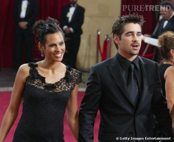 Kim Bordenave, mannequin, est la maman du premier fils de Colin Farrell. Il n'est resté avec elle qu'un an.