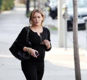 Le flop mode : Hilary Duff, enceinte et moulax