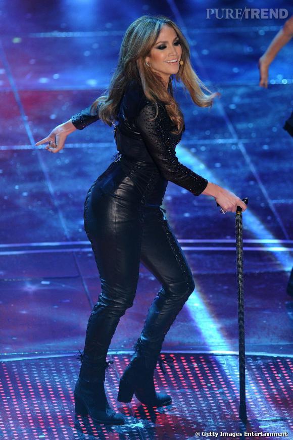 Bon nombre de demoiselles sont complexées par leur popotin qu'elles jugent trop gros. Jennifer Lopez, elle, en a fait tout son business.