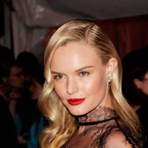 Kate Bosworth et ses yeux vairons... La belle blonde cultive ce détail pour se démarquer des autres actrices hollywoodiennes.