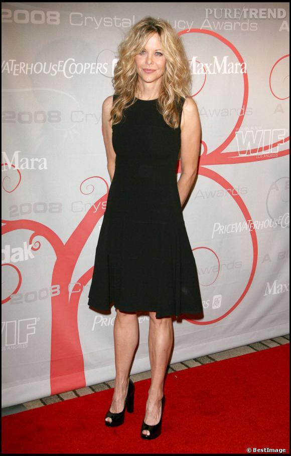 Le top red carpet :  petite robe noire et escarpins à talons, on ne change rien à cette tenue.