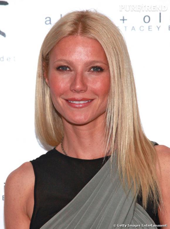Gwyneth Paltrow a un problème de teint. Voire avec le soleil.