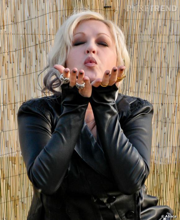 Kiss me Cindy Lauper.