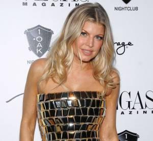 Fergie, boule a facettes sexy