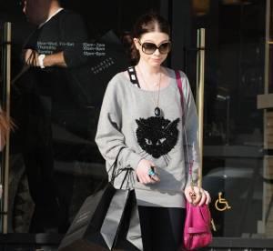 Michelle Trachtenberg, trendy et regressive... A shopper !