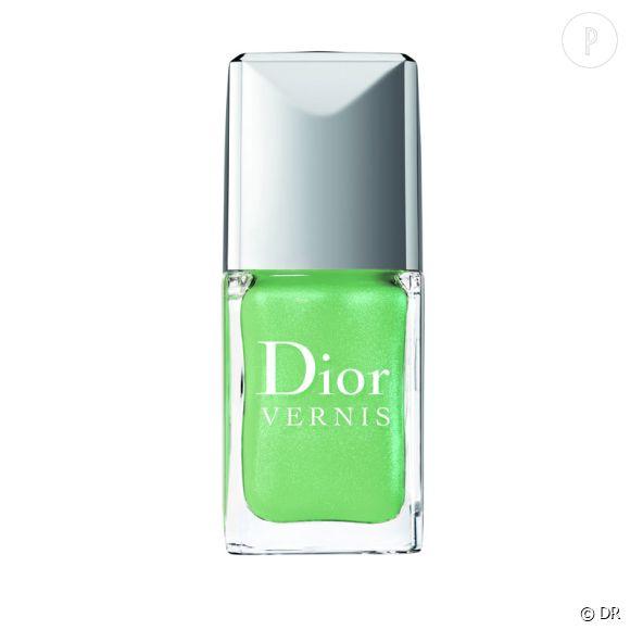 Vernis Garden Party, Dior. 24,40 € à partir du 16 janvier.