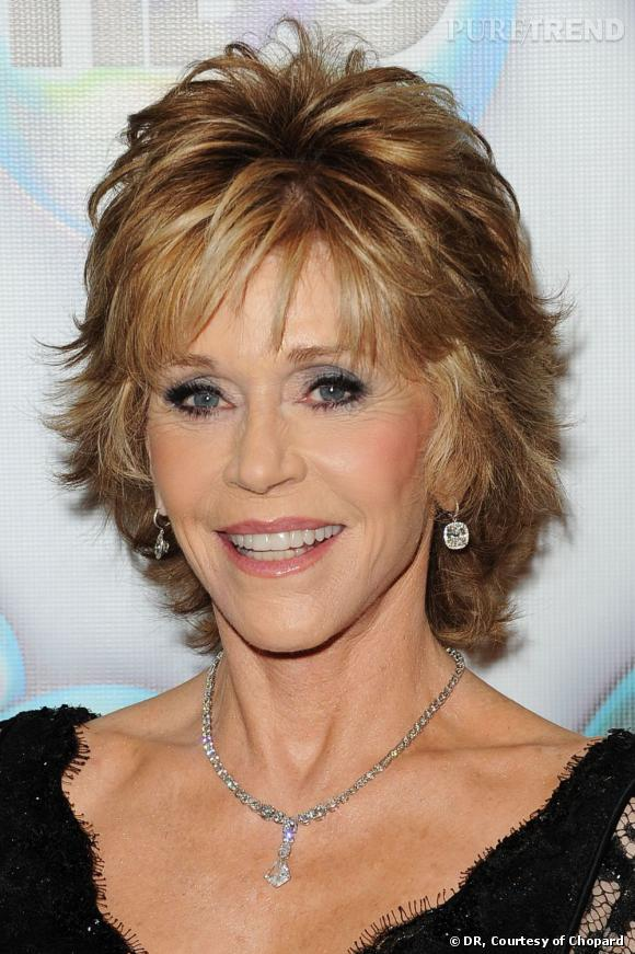 jane fonda a une fois de plus fait confiance chopard pour son apparition sur le red carpet l. Black Bedroom Furniture Sets. Home Design Ideas