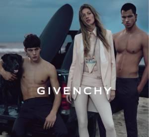 Gisèle Bündchen, surfeuse chic pour Givenchy