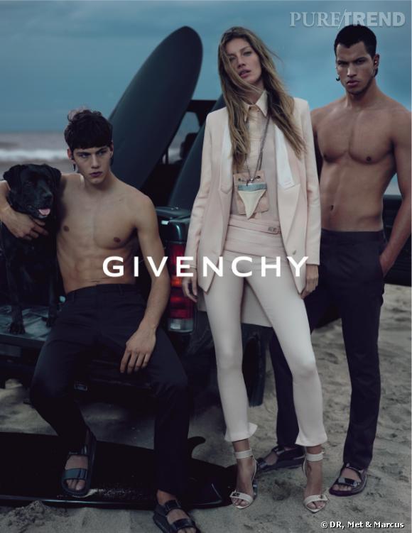 Campagne Givenchy, Printemps-Eté 2012.
