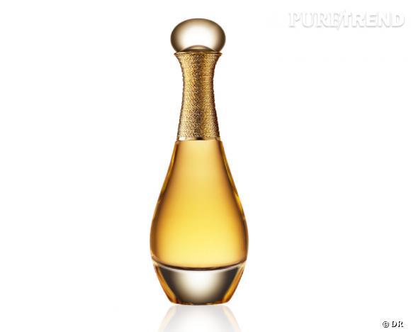 Les parfums préférés des françaises J'adore de Dior, parfum préféré des françaises.