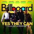 Les Black Eyed Peas.