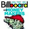 Un numéro spécial artistes en tête des charts.