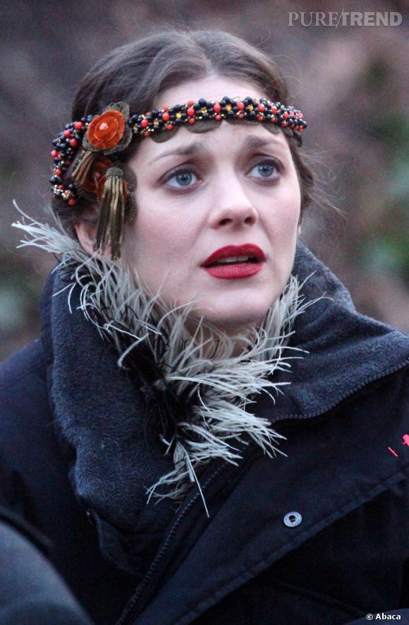 Marion Cotillard joue le rôle d'une immigrée polonaise obligée de se prostituer à New York.