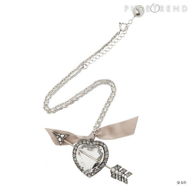 collier lanvin c 39 est le seul et unique pendentif coeur que nous tol rons dans cette s lection. Black Bedroom Furniture Sets. Home Design Ideas